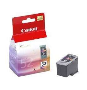 Canon CL-52 Color Ink Cartridge Photo 21ml  (0619B001)
