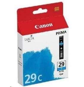 Canon inkoustová náplň PGI-29C/ Modrá
