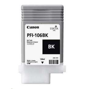 Canon Zásobník inkoustu PFI-106, Photo black (PBK)