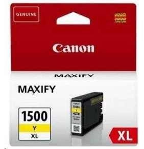 Canon BJ CARTRIDGE PGI-1500XL Y