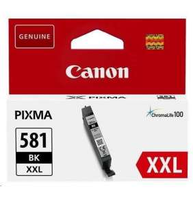 Canon inkoustová náplň CLI-581XXL/ černá/ 11,7 ml