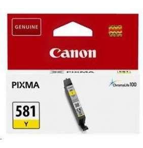 Canon BJ CARTRIDGE CLI-581 Y