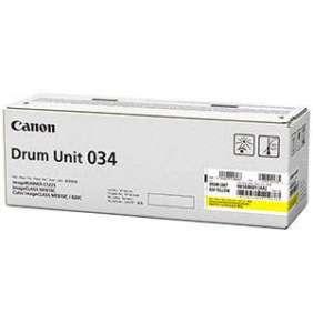 Canon drum 034 žlutý
