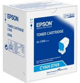 Toner Cartridge Cyan pro Epson WorkForce AL-C300