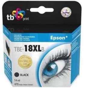 Ink. kazeta TB kompat. s Epson T1811 Bk 100% New