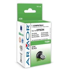 ARMOR ink-jet pre EPSON SX425W, Stylus Office BX305F, 500 strán, T129140, čierná/black ()