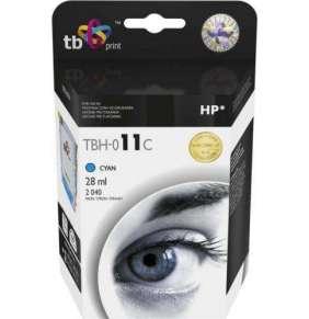 Ink. kazeta TB kompat. s HP nr 11-C4836A,CY new