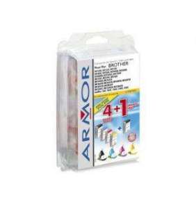ARMOR ink-jet pre BROTHER UNIV. DCP130C, DCP135C, DCP150C, DCP330C, DCP540CN, DCP750CW, MFC235C, MFC260C, MFC240C, MFC4