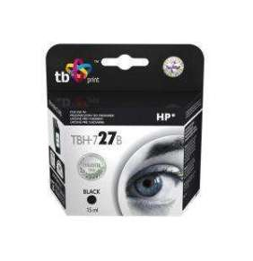 Ink. kazeta TB kompat. s HP C8727AE (No.27) Black