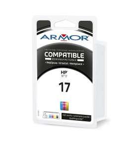 ARMOR ink-jet pre HP HP DJ 825c, 840c, 841c, 842c, 843c, 845c, 1060 strán, C6625A, 3 colors (HP 17)