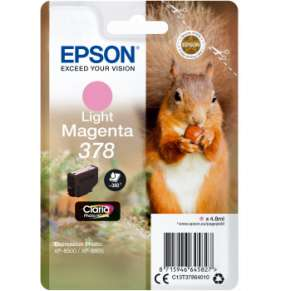 Epson Singlepack light Magenta 378