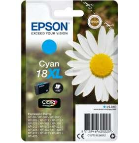 Epson Singlepack Cyan 18XL Claria Home Ink