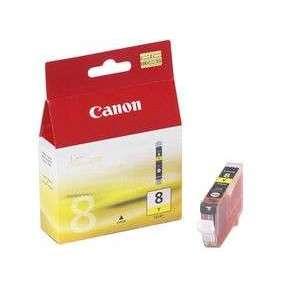 CLI-8Y, inkoustová kazeta pro iP4200, žlutý