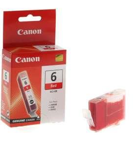 BCI-6R, ink.kazeta pro i99xx, červená