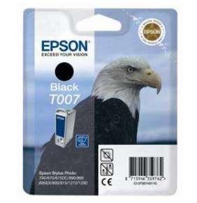 EPSON cartridge T0074 black (orel)