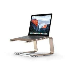 Griffin stojan Elevator pre MacBook - Gold Aluminium