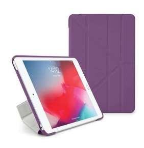 Pipetto puzdro Origami Case pre iPad mini 5 (2019) - Purple