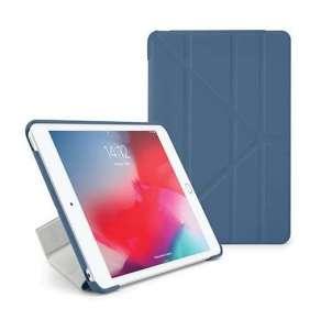 Pipetto puzdro Origami Case pre iPad mini 5 (2019) - Blue