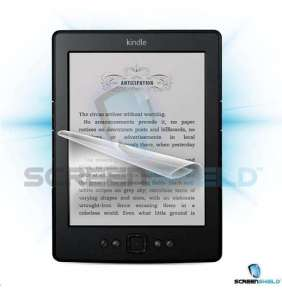 ScreenShield fólie na displej pro Amazon Kindle 5
