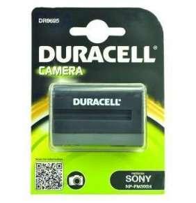 DURACELL Baterie - DR9695 pro Sony NP-FM500H, černá, 1400 mAh, 7.4V