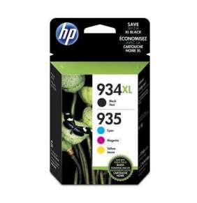 HP 934XL black + 935XL, multipack CMYK