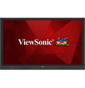 """ViewSonic Flat Display IFP7560/ 75""""/UHD/Touch/ LCD/ 3840x2160/ 8ms/ 350cd/ 1x VGA/ 4xHDMI / 5x USB/ 1x RS232"""