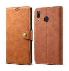 Lenuo Leather na Samsung Galaxy A30 Brown