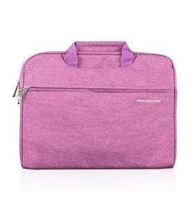 """Modecom taška HIGHFILL na notebooky do velikosti 13,3"""", 2 kapsy, růžová"""