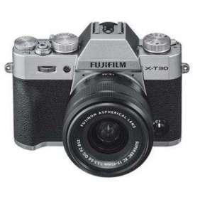 Fujifilm X-T30 + XC15-45 - Silver