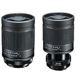 Kenko MILTOL Mirror lens 400 mm F8 N II Fuji X