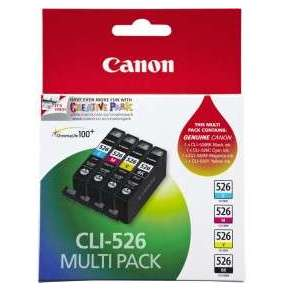 Canon cartridge CLI-526 C/M/Y/BK PHOTO VALUE