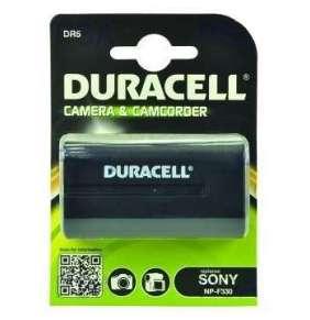 DURACELL Baterie - DR5 pro Sony NP-530, černá, 2200 mAh, 7.2V