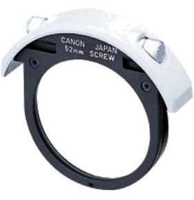 Canon 52mm Screw Filter Holder DROP-IN