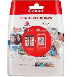 Canon INK CLI-581XL BK/C/M/Y PHOTO VALUE BL
