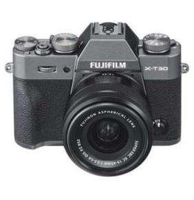 Fujifilm X-T30 + XC15-45 - Grey