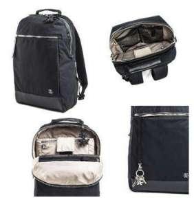 Crumpler Betty Blue Backpack - black