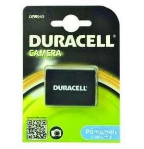 DURACELL Baterie - DR9940 pro Panasonic DMW-BCG10, černá, 850 mAh, 3.7V