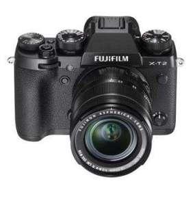 Fujifilm X-T2 + XF18-55 - Black