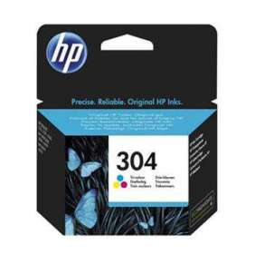 Ink HP 304 color | 2 ml | 100 pg | HP DeskJet 2620/30 / 3720/30