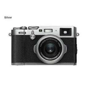 Fujifilm X100F, 24,3 MP - Silver