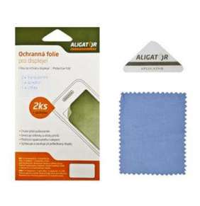 Aligator  fólie S4080 Duo, 2ks + aplikátor