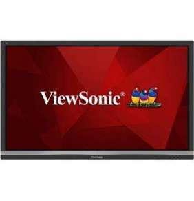 """Viewsonic IFP5550 55"""" dotykový 4K/350cd/1200:1/8ms/3xHDMI/VGA/DP/RS232/OPS/RJ45/8xUSB/Repro 2x16W/VESA/"""