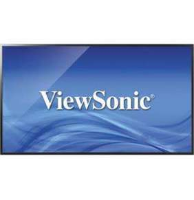 "Viewsonic CDE4302 43"" Full HD/350cd/3000:1/6,5ms/2xHDMI/VGA/RS232/USB/Repro 2x10W/VESA"