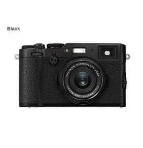 Fujifilm X100F, 24,3 MP - Black