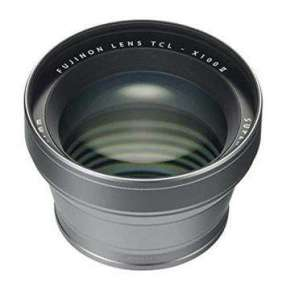 Fujifilm FUJINON TCL-X100 II Tele Angle Lens Silver