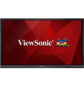 """Viewsonic IFP7550 75"""" dotykový 4K/350cd/1200:1/8ms/3xHDMI/VGA/DP/RS232/CVBS/2xPC Slot/RJ45/8xUSB/Repro 2x16W/VESA"""