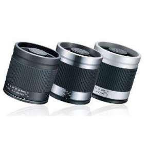 Kenko MILTOL Mirror Lens 400mm F8 - titanium