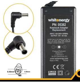 Whitenergy napájecí zdroj k LCD 14V/3A 42W konektor 6.5 x 4.4mm + pin Samsung