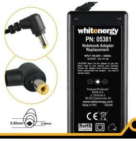 Whitenergy napájecí zdroj k LCD 12V/4A 48W konektor 5.5 x 2.5mm
