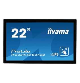 iiyama ProLite TF2234MC-B3AG, 54.6cm (21.5''), Projected Capacitive, 10 TP, Full HD